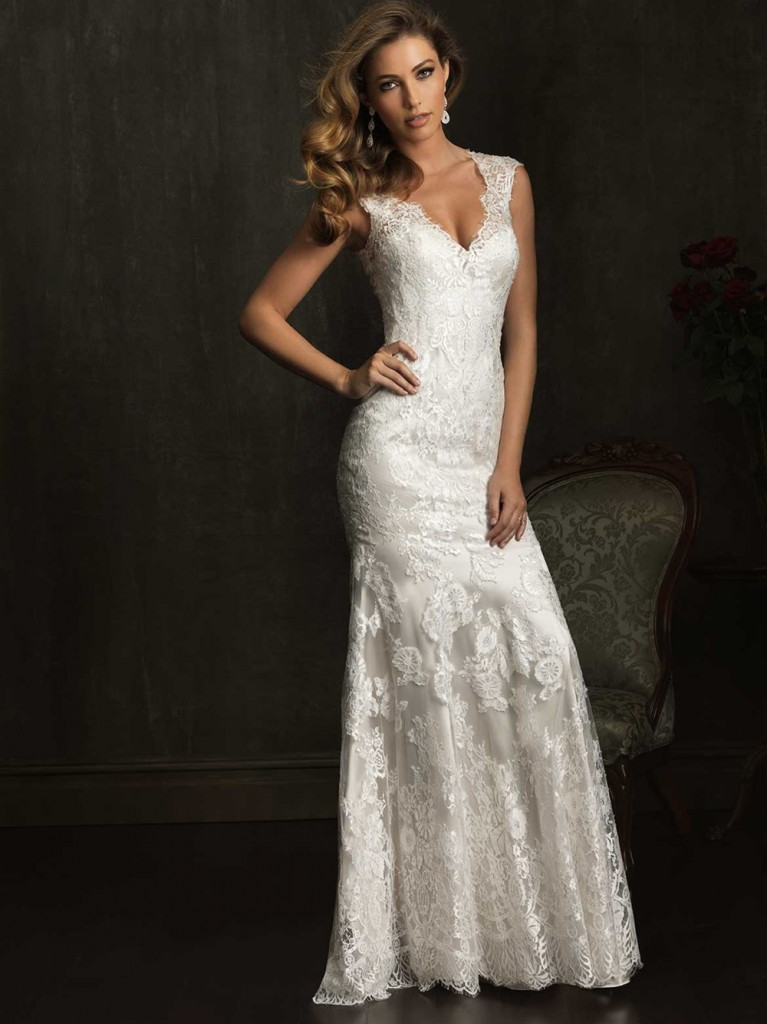 allure 9068f - belle saison bridal